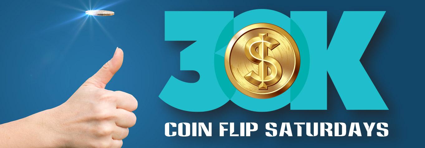 Coin Flip (September 12 & 26)
