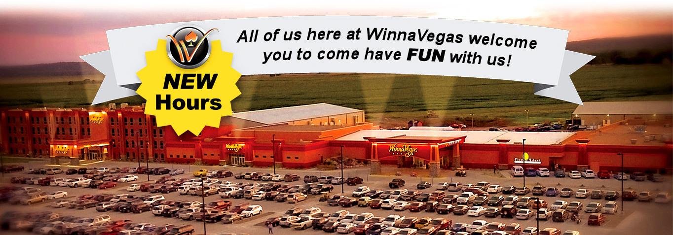 WinnaVegas Casino Resort Introduces Phase Two