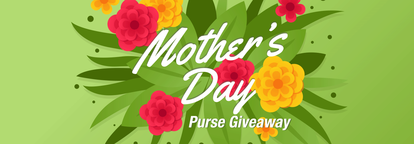 Mother's Day Purse Giveaway